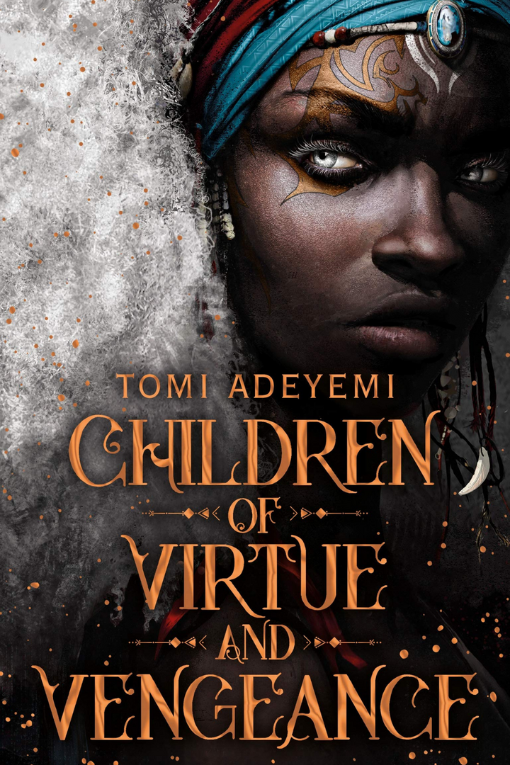 Children of Virtue and Vengeance: Book 2 Legacy of the Orishas (Hardcover)