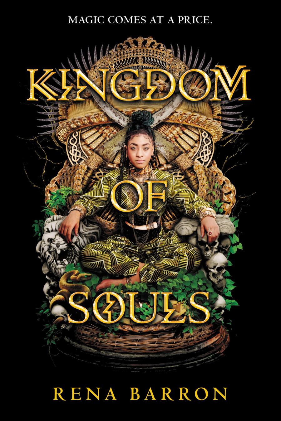 Kingdom of Souls: Book 1 of 2 The Kingdom of Souls Series (Hardcover)