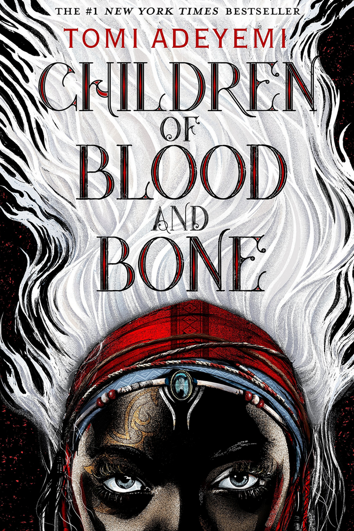 Children of Blood and Bone: Book 1 Legacy of Orisha Series (Hardcover)