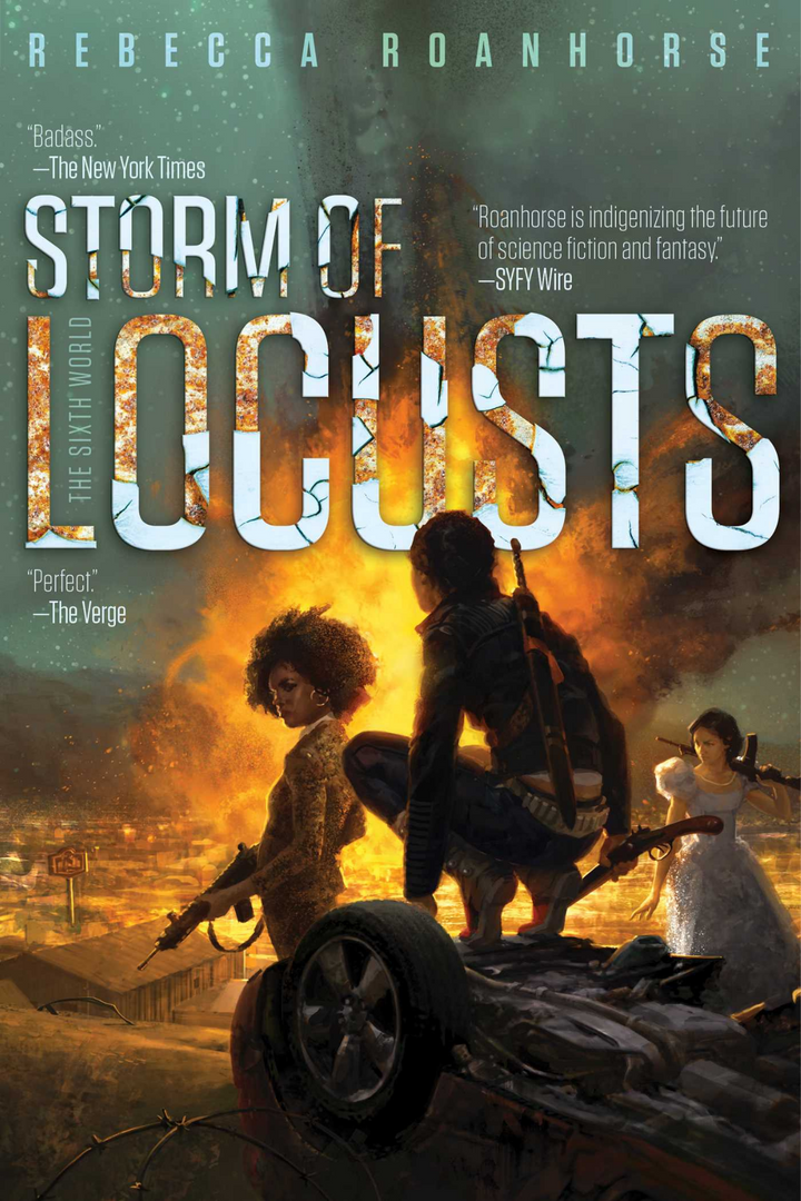 Storm of Locusts: Book 2 The Sixth World Series (Paperback)