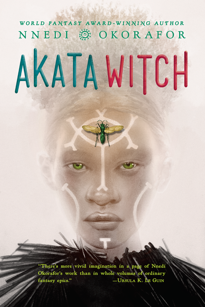 Akata Witch: Book 1 The Akata Witch Series (Paperback)