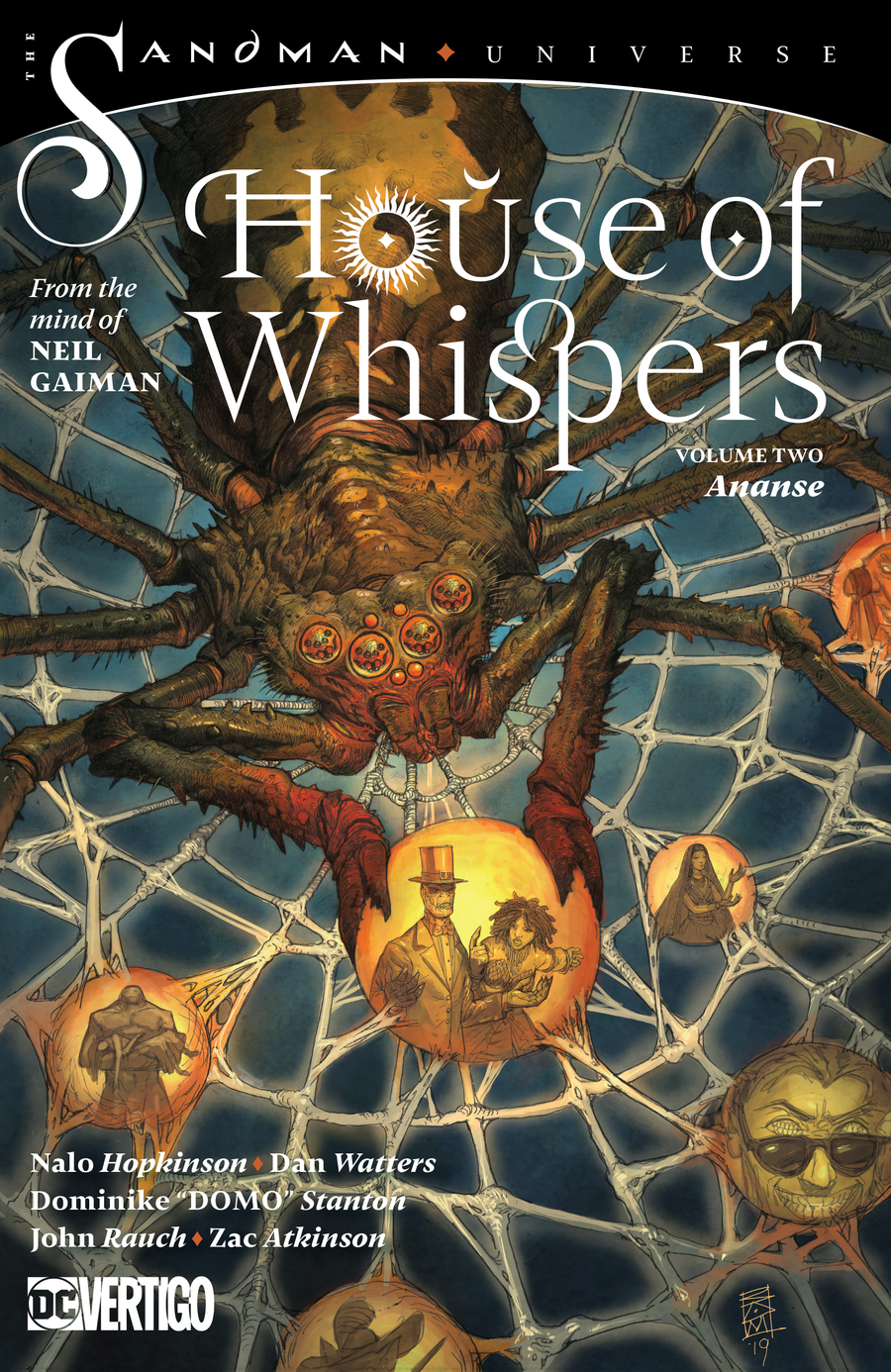 House of Whispers Volume 2
