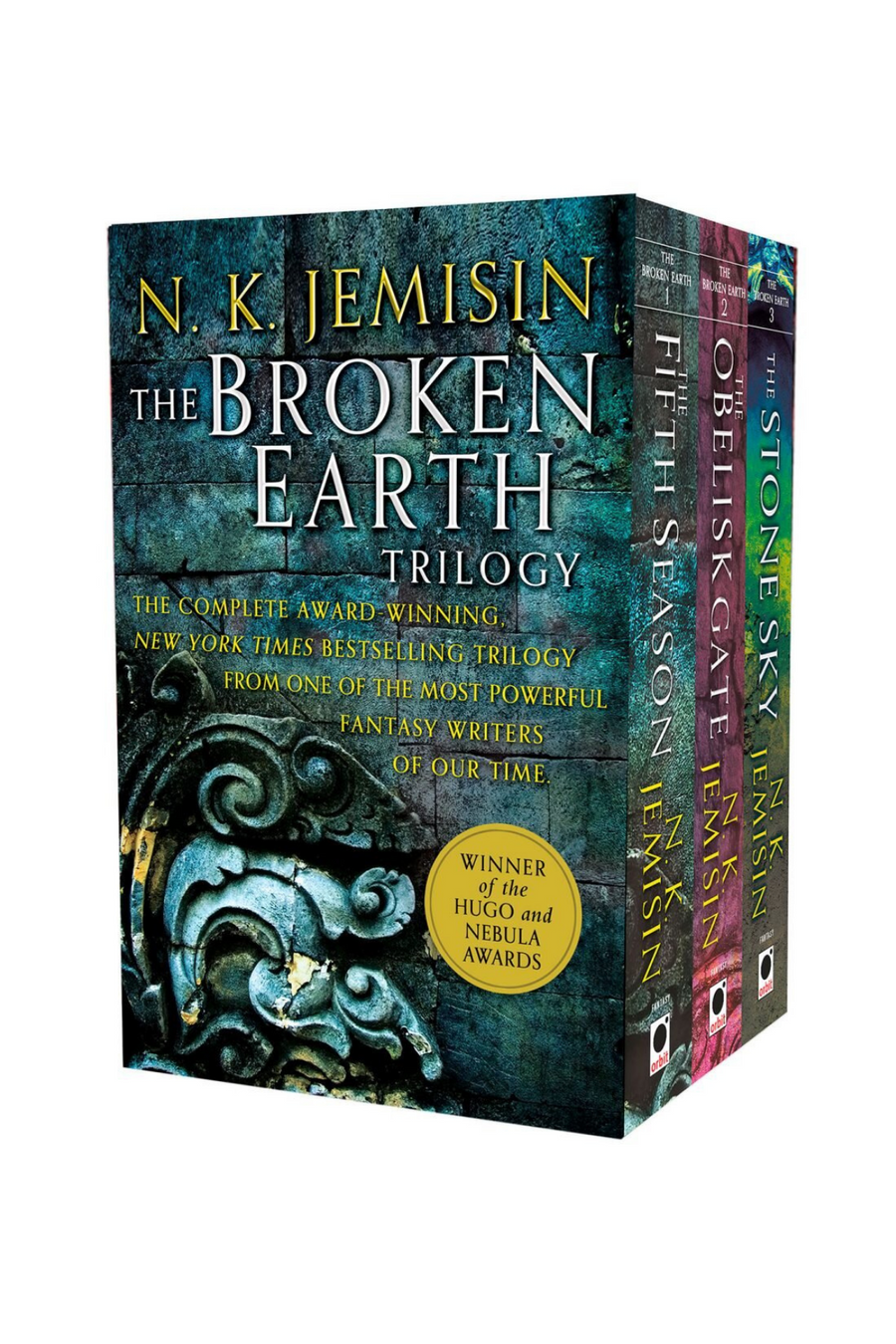 The Broken Earth Trilogy (Paperback)