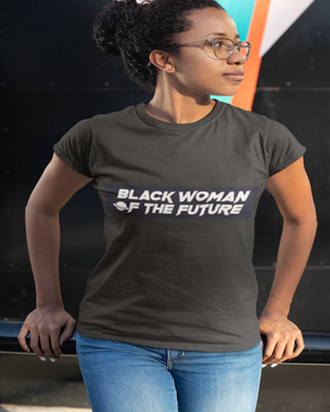 Black Woman of the Future T-Shirt