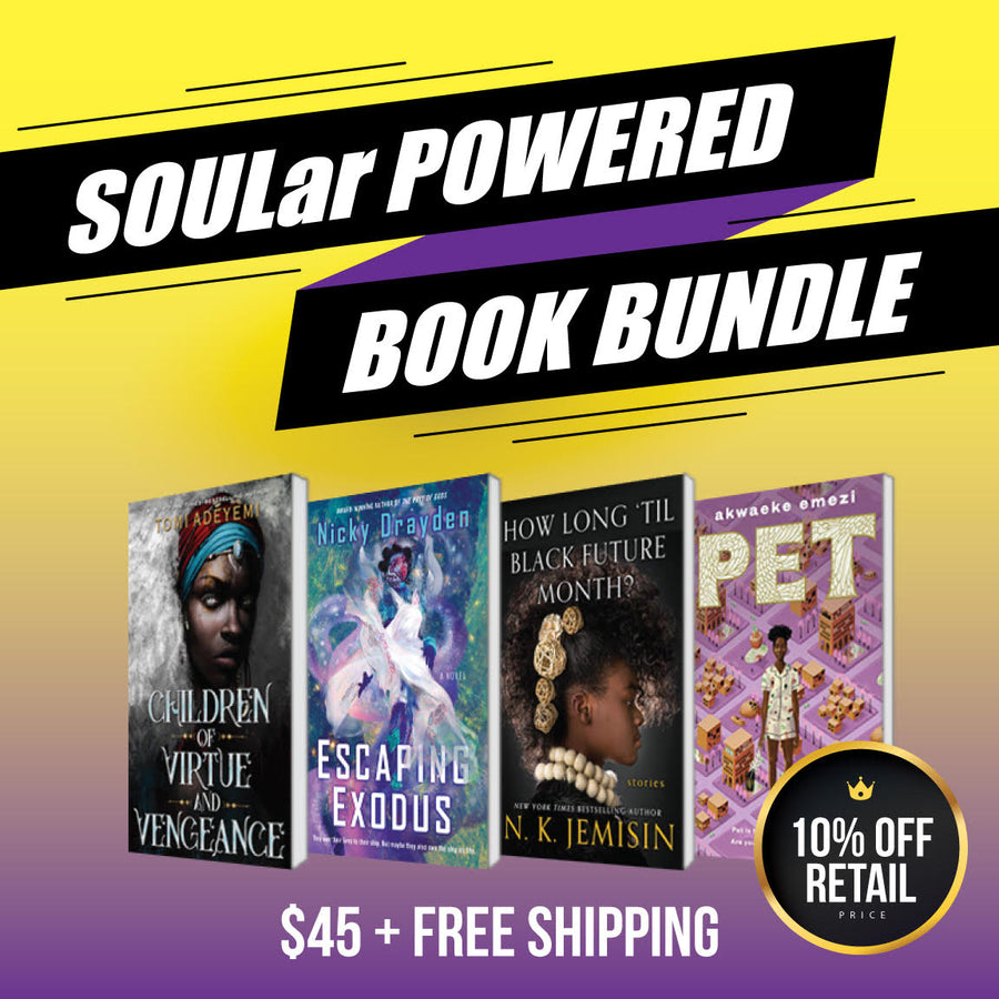 SOULar Powered Book Bundle