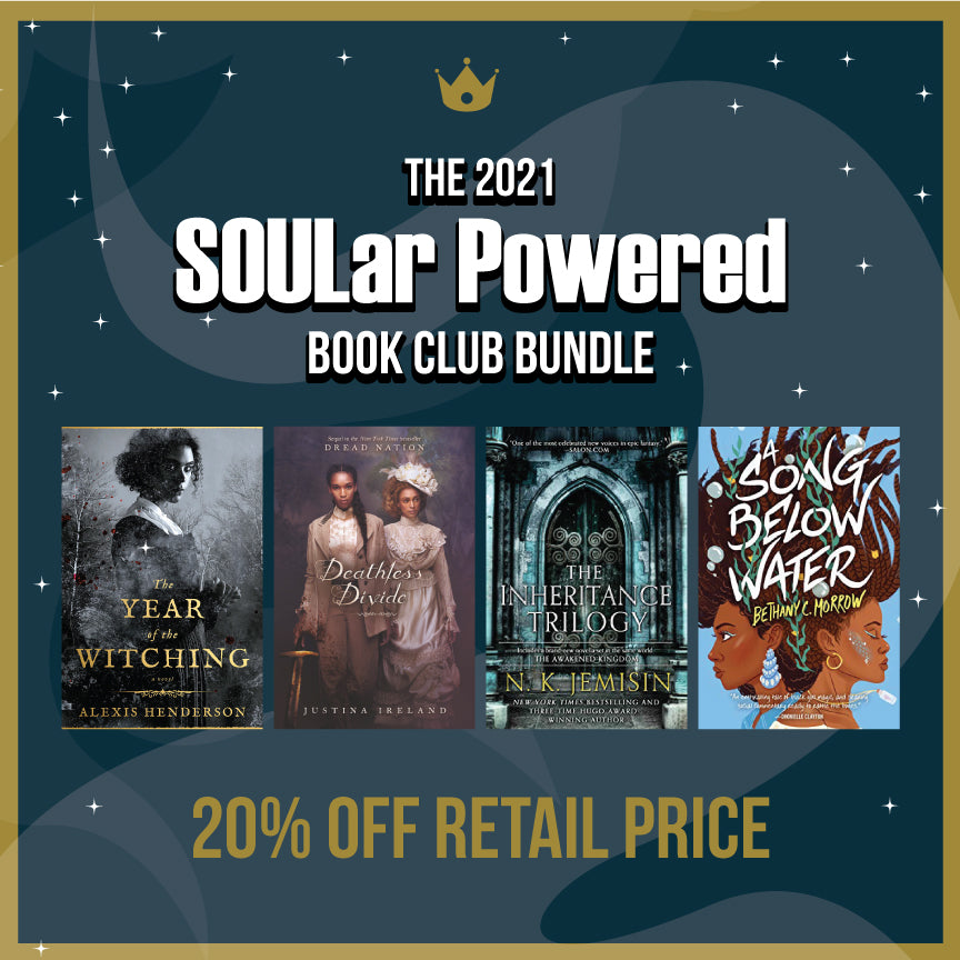 2021 SOULar Powered Book Bundle (Paperback and Hardcover)