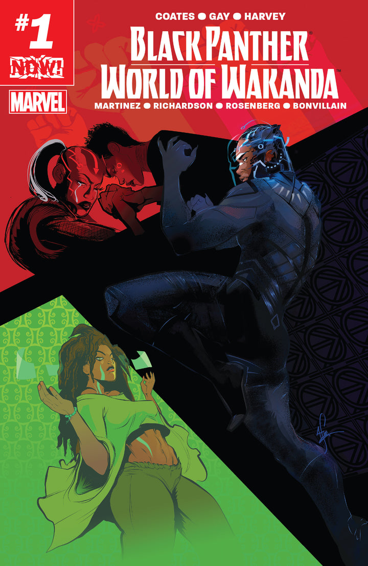 Black Panther  - World of Wakanda Volume 1