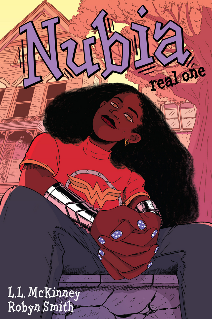 Nubia: Real One Volume 1