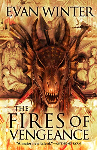 [PREORDER] The Fires of Vengeance: Book 2 The Burning Book Series (Hardcover)
