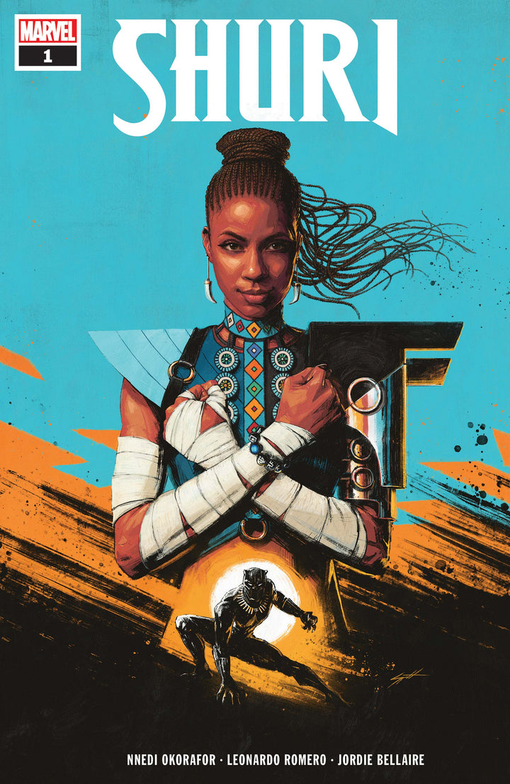 Shuri Volume 1: Search of Black Panther