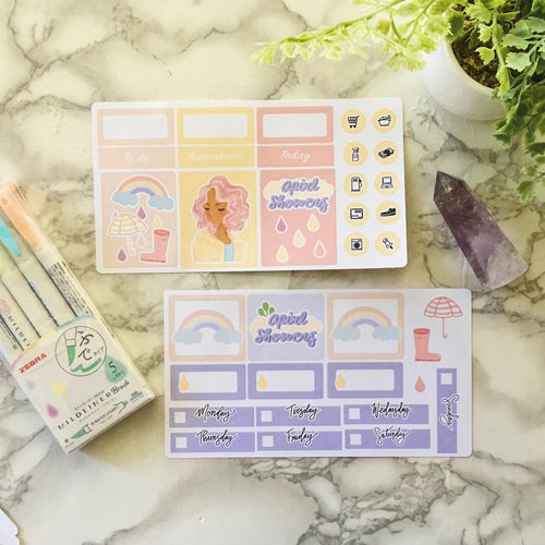 April Showers Mini Kit