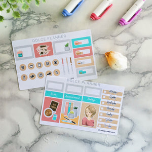2020 Planner Girl Mini Kit