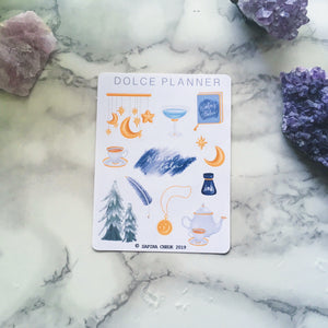 Winter's Tale Planner Sticker