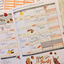 2 Category Fitness Tracker for Passion Planner Pro Monthly Spread