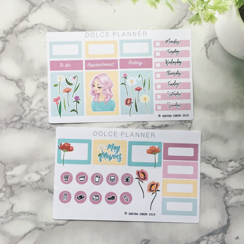 May Flower Mini Kit