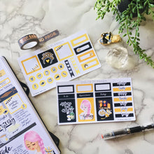 New Year's Eve Planner Sticker and Mini Kits