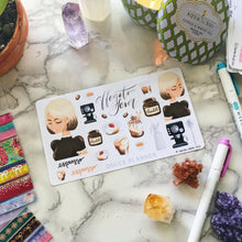 Affogato Coffee Lover Planner Sticker