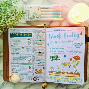 Growth Garden Goal Tracker
