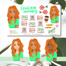 Goal Digger Planner Sticker and Mini Kits
