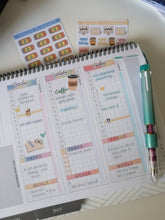 Amplify Planner Weekly Timeline and Weekly Headers