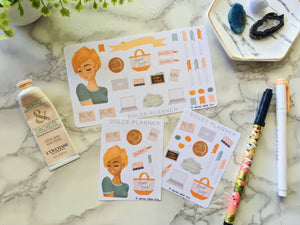 Lifetime Learning Planner Sticker