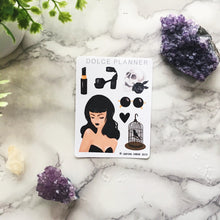 Midnight Witch Planner Sticker