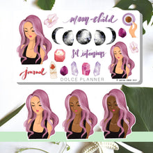 Moon Child Planner Sticker