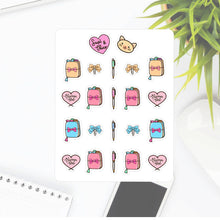 Planner Girl Sapi Sticker