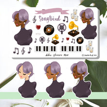 Song Bird Planner Sticker