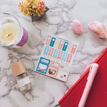 Spring Picnic Hobonichi Weeks Mini Kit Planner Stickers
