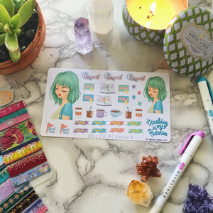 Teaching is my Passion, Teacher Planner Sticker