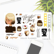 Affogato, Espresso, Coffee Lover Sticker
