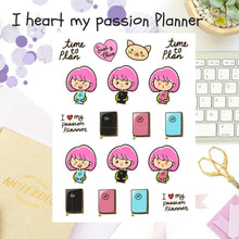 Passion Planner Sapi Planner Stickers