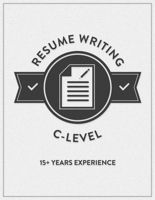 Resume Writing Services CLevel Loft Resumes