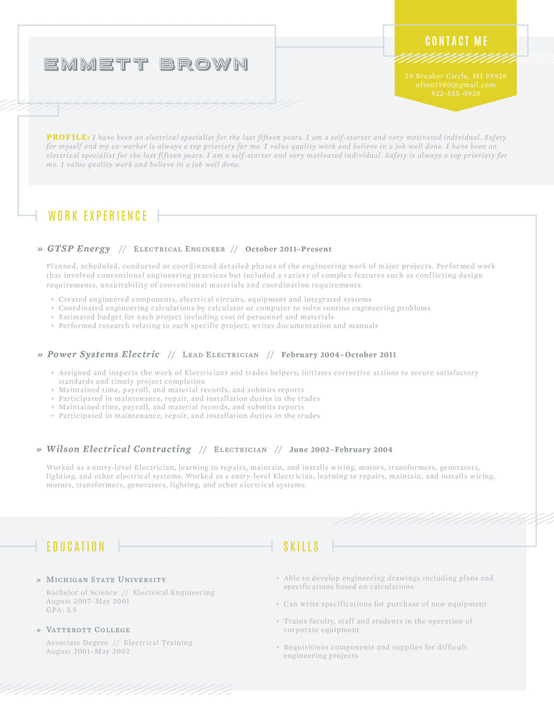 Best Selling Resumes | Loft Resumes