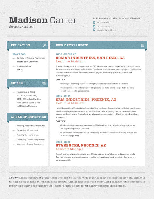 ... In Or Buy At /collections/loft Resumes/products/cubes Blue Resume  Template Save