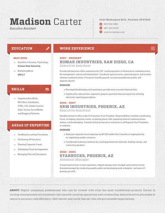 buy resume templates