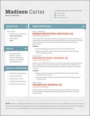 Example Resume.   How To Make My Resume Stand Out