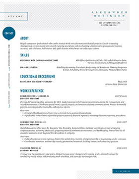 Professional resume writing and design templates Loft Resumes