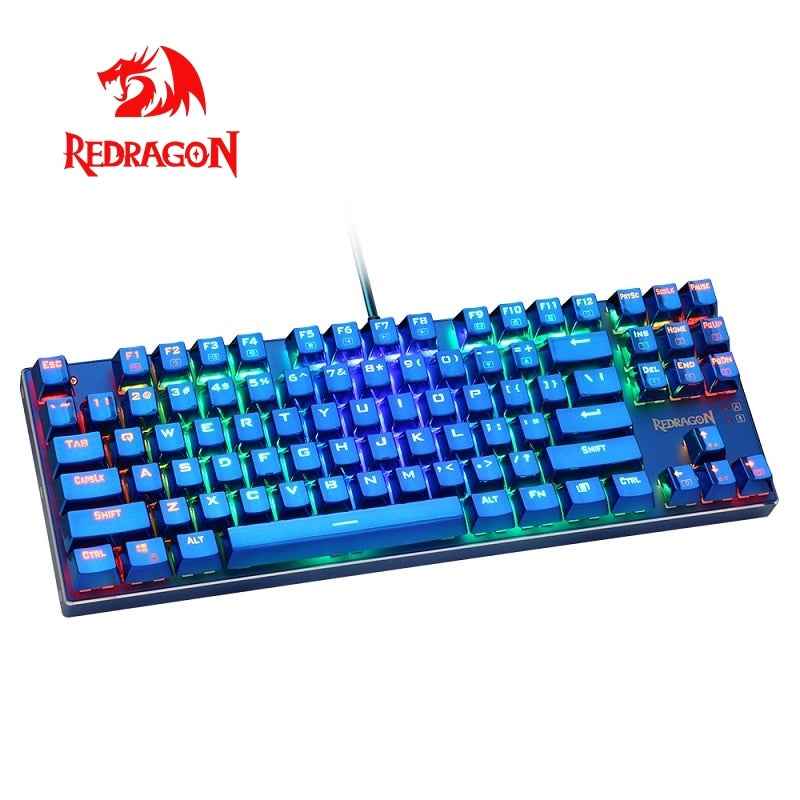RGB RedDragon Mechanical Gaming Keyboard