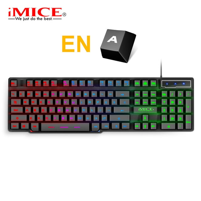Waterproof Mechanical Keyboard IMICE Edition