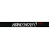 "Element U-2 i series Box Lacrosse Shaft 36"" Black"