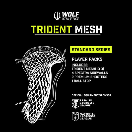 Trident Lacrosse Mesh Stringing Kit