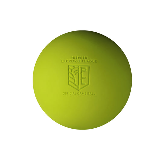 Premium Lacrosse Ball - OFFICIAL PLL Game Ball