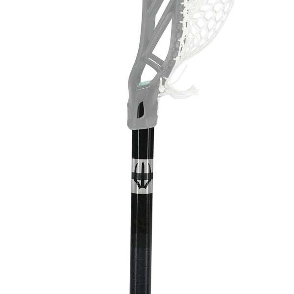 Element U-1 Lacrosse Pro Shaft - black with grayed out Rekon head