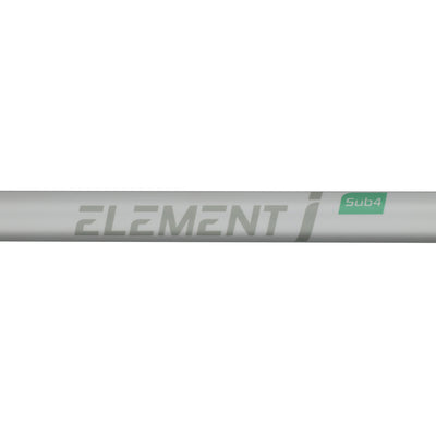 Element i-Series Lacrosse Shaft - Element iSeries Logo Shot
