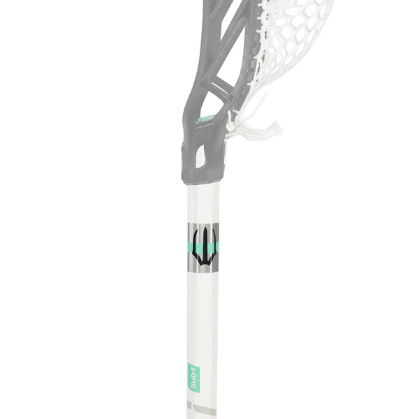 Element i-Series Lacrosse Shaft - top with Rekon head