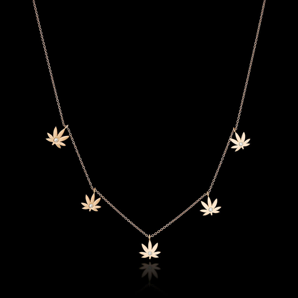 Lucky 5 Necklace