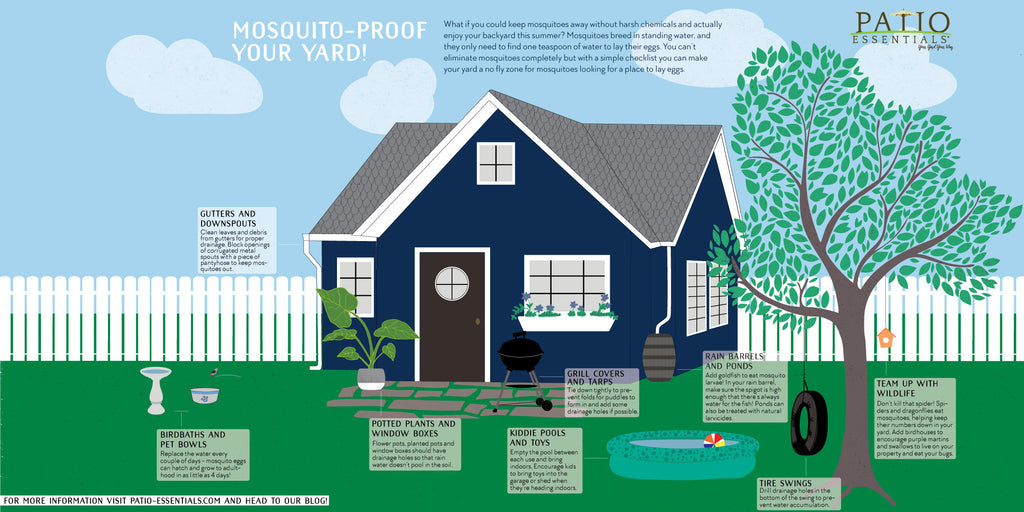 How to Reduce Mosquitoes in Your Yard: Quick Tips & Tricks