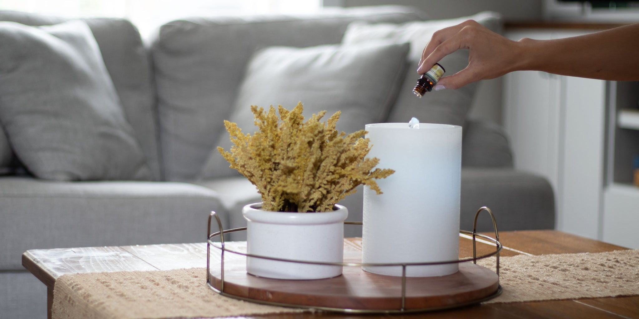5 Galentine's Day Gift Ideas for 2021 (For Galentine's Near or Far) AquaFlame Aromatherapy Fountain | Patio Essentials